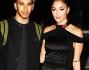 Nicole Scherzinger e Lewis Hamilton alla premiere di 'Jack Reacher'