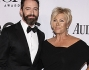 Hugh Jackman e la moglie Deborra-Lee Furness