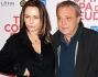 Claudio Amendola e la moglie Francesca Neri