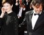 Alba Rohrwacher sul red carpet dell'ultima serata del Festival di Cannes