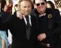 Franco Nero e Michael Madsen