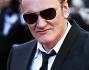 Quentin Tarantino durante l'ultima serata del Festival di Cannes