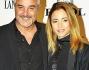 Pino Insegno ed Alessia Navarro ad 'Una vita per il cinema'