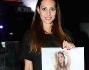 Beatrice Valli ha presentato al Mood di Milano il suo almanacco 2015 very hot