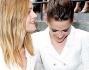 Vanessa Paradis e Kristen Stewart ospiti al parterre di Chanel