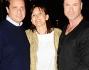 Emanuele Pasquali con Fabio Viscuso e Antonia Macchi