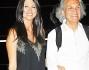 Riccardo Fogli con la moglie Karin