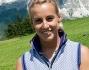 Tania Cagnotto alla prima edizione del 'Green Carpet Golf Trophy' in Alta Badia
