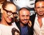 Kris & Kris con Marco Bacini e Gianluca Gigli mondani nel Motoquartiere