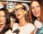 Kris Grove e Kris Reichert con Marco Bacini e Nadia festeggiano il brand 'Rude is Cool'