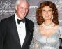 Sophia Loren e Marco Tronchetti provera