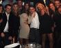 Francesco Graffagnini festeggia con gli amici al Just Cavalli di Milano