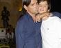 Simone Inzaghi con il figlio Tommaso
