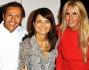 Tosca D'Aquino, Filippo La Mantia, Tiziana Rocca e Silvia Fama