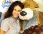Ramona Badescu abbraccia Scrat