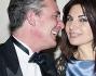Nadia Bengala col marito al party Miamo a Palazzo Brancaccio