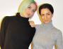 Andrea Delogu e Ema Stokholma