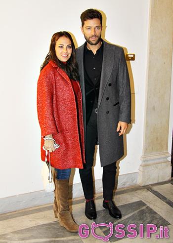 Luca Capuano e Carlotta Lo Greco