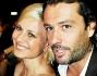 Cristiano Rubicondi ed Antonella Elia alla sfilata di Carlo Pignatelli