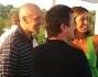 Cristina Parodi con Giorgio Gori e Luca Pedersoli