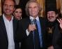 Giorgia Giacobetti e Paolo Pazzaglia con Antonio Zequila, Flavia Vento e Ciccio Nizzo