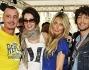 Jennipher Rodriguez, Silvia Abbate, Roberto Manfredini e Rocco Casalino