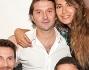 Michele Sabia con Isa Iaquinta e Domenico Todarello