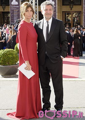 Pietro Valsecchi e Camilla Nesbitt