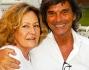 Roberto Alessi con la moglie