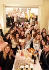 Costanza Caracciolo, un party tutto rosa per festeggiare i suoi 29 anni e i 2 mesi di Stella