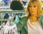 Un po' di shopping per stemperare la tensione: Alessandra Mussolini