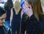Allegra Versace avvistati i paparazzi non sembra gradire la loro presenza