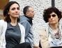 Ambra Angiolini fa shopping a Milano con un'amica: le foto