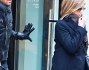 LE FOTO DI JENNIFER ANISTON E JUSTIN THEROUX, PASSEGGIATA A NEW YORK