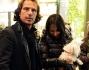 Antonio Zequila con la fidanzata prosegue il suo shopping nonostante l'insistenza dei paparazzi