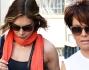 Ayda Field a Milano accompagna il marito Robbie Williams per il tour ma lei si dedica alla moda