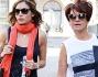 Che ci fa la moglie di Robbie Williams a Milano? Ma ovviamente shopping!