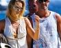 Amore alla luce del sole per la bella modella Bar Refaeli e Adi Ezra