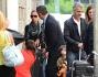 La famiglia Rodriguez in partenza verso le Baleari