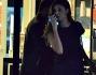 Belen Rodriguez e Andrea Iannone dopo aver fatto una capatina nel salons della showgirl