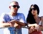 Monica Bellucci e Vincent Cassel avvistati sulla terrazza si un Hotel a Rio
