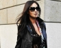 Monica Bellucci shopping da Dolce e Gabbana