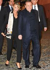 Silvio Berlusconi e Francesca Pascale a Porfofino: le foto