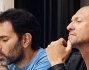 Biagio Antonacci a pranzo con Fausto Brizzi