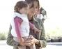 Emma Heming con la figlia in braccio � pronta a dare una sorellina?