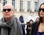 Bruce Willis e Emma Heming a Parigi