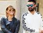 Passeggiata per il quadrilatero della moda a Milano: Giulia Calcaterra ed Eugenio Scotto