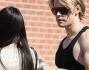 Chord Overstreet per girare un video promozionale per annunciare la prossima edizione del telefilm Glee