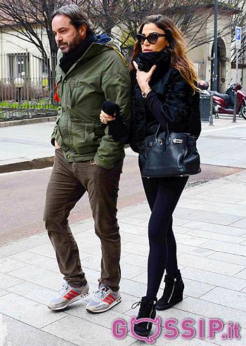 Shopping di coppia per cecilia capriotti e gianluca for Mobilia italia