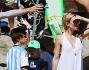 Chris Martin e Kate Hudson in spiaggia a Los Angeles